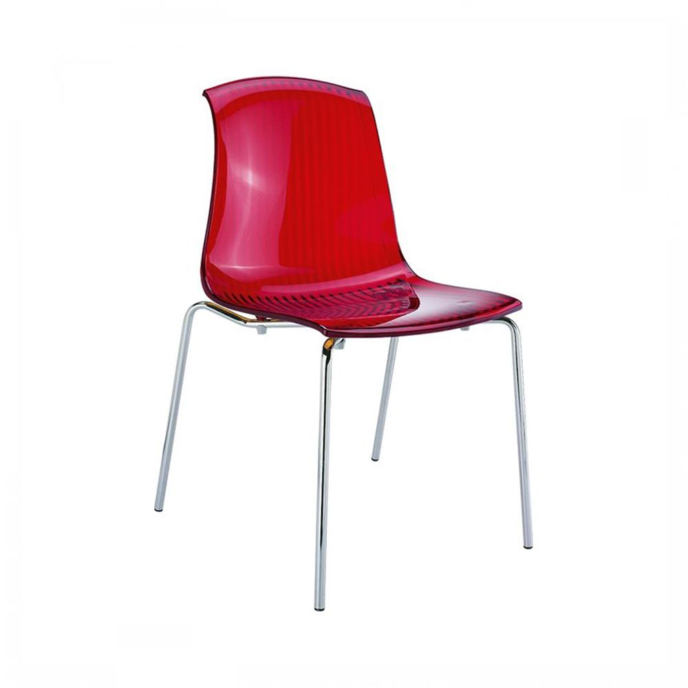 صندلی پلی کربنات آلگرا