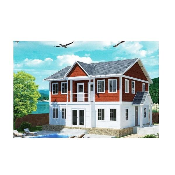 خانه پیش ساخته شاله