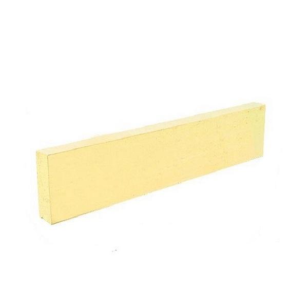 آجر نما زرد - 2.5*5*20