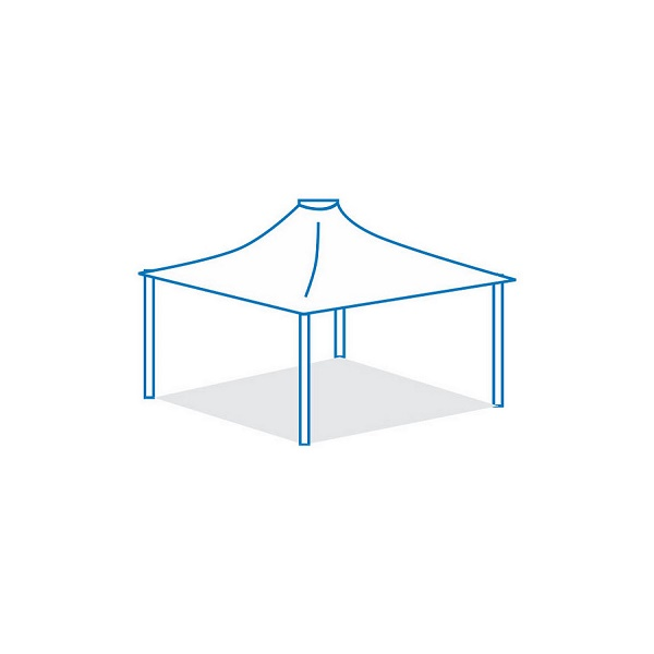 سازه چادری پارادایس