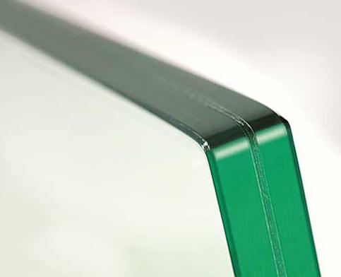 شیشه لمینت 5 میل سفید سکوریت