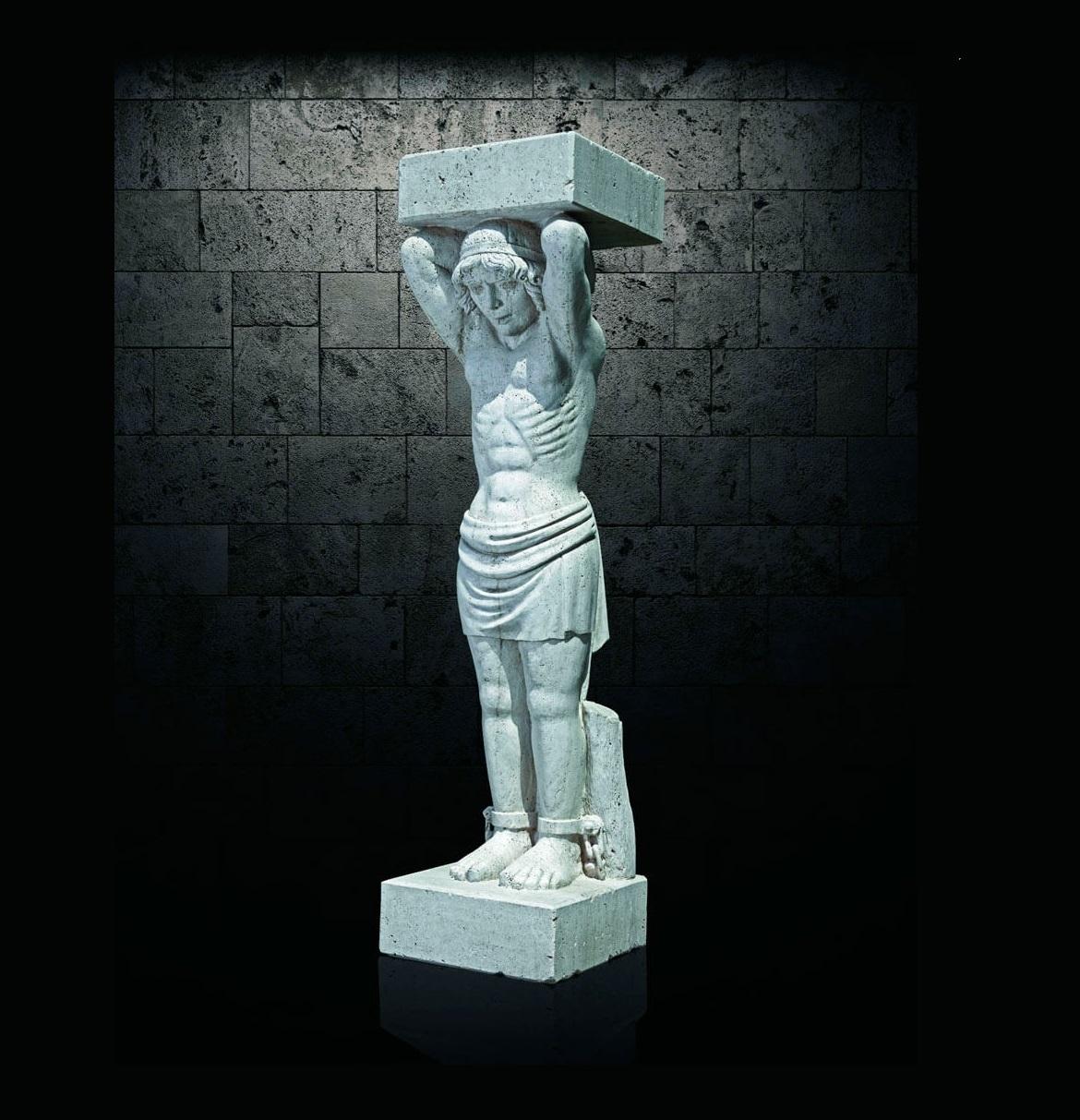مجسمه سنگی - st223