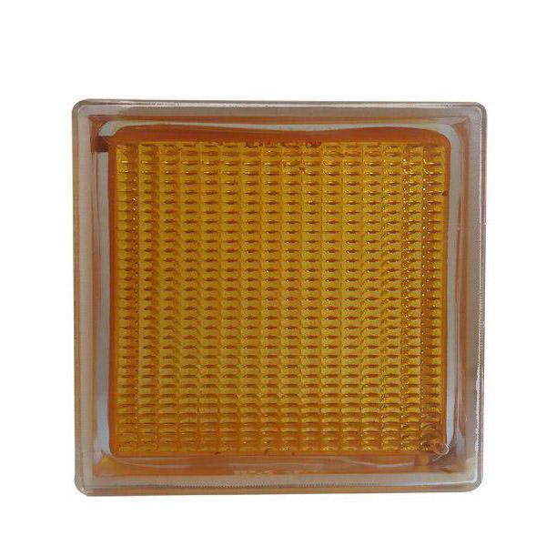 بلوک شیشه ای - orange veniz