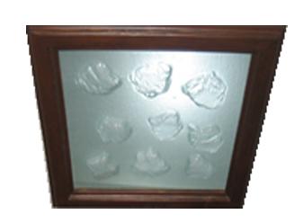سقف شیشه ای - C34