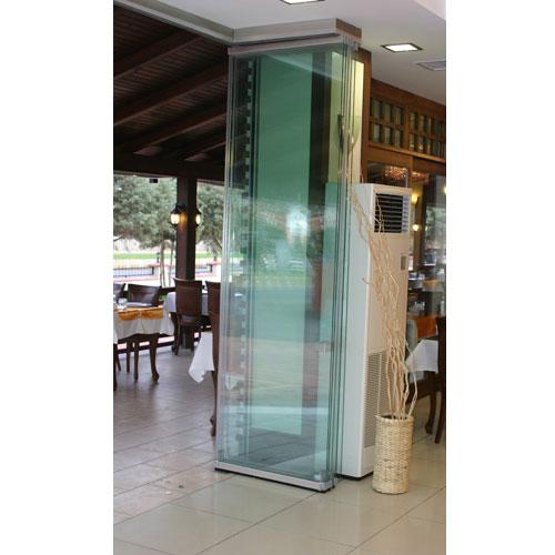 شیشه بالکن پارتیشنی پارکدار - PMG80