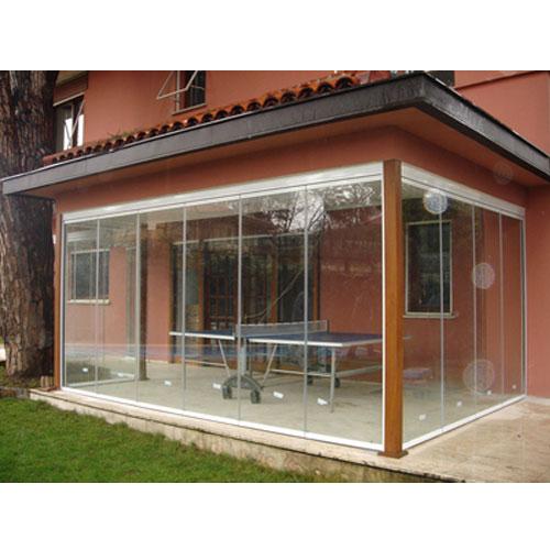 شیشه بالکن - PMG50