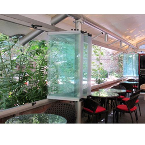 شیشه بالکن - PMG30