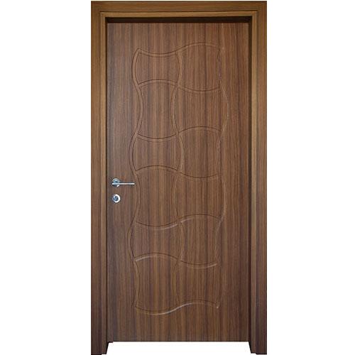 درب داخلی - pvc 115